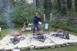 Jamie Bäck, grillare från Slagteriet