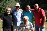 Saffet, Leif, Inge, Hans och Nisse