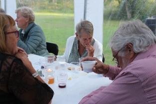 Inger och Anders Mattsson samt Birgitta Larsson