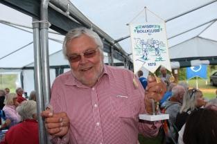 Anders Mattsson fick utmärkelse