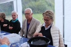 Kurt Ljunggren, Bo Jacobson med fru Anita?