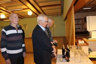 Fredian Lundberg, Bosse Jacobson, Göran Nilsson
