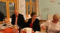 Bertil och Elsa Westberg, Lena Westergren